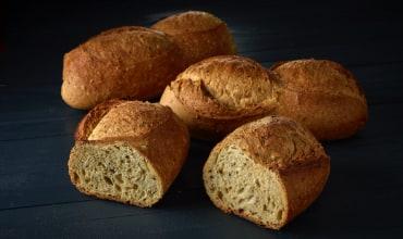 Le pain aux 2 lins